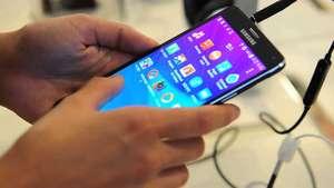 Samsung lanza su nuevo Galaxy Note 4 Video: