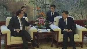 Rajoy llama a la inversión a empresarios chinos tras las reformas en España Video: