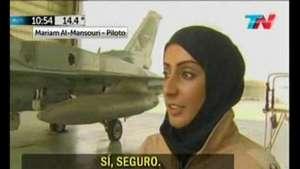 La mujer que bombardea a terroristas Video: