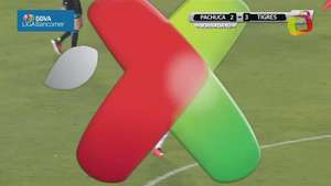 Jornada 10, Pachuca 2-3 Tigres, Apertura 2014 Video: