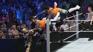SmackDown: Los Usos se quedan a las puertas de recuperar sus títulos Video: