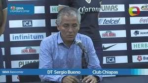Jornada 10, Sergio Bueno, Pumas 2 - 2 Chiapas, Apertura 2014  Video: