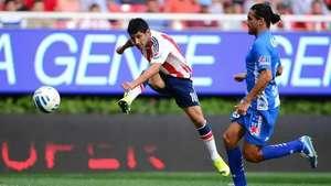 Jornada 10, Chivas 0-0 Puebla, Liga Mx, Apertura 2014 Video: