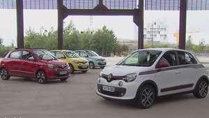 Renault Twingo, el rey de la cuiudad Video: