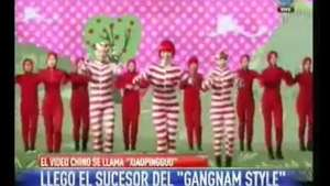 Un video chino busca ser el sucesor del Gangnam Style Video: