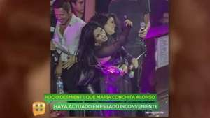 María Conchita Alonso ¿ebria en el escenario? Video: