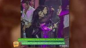 María Conchita Alonso ¿ebria en el escenario? Video: