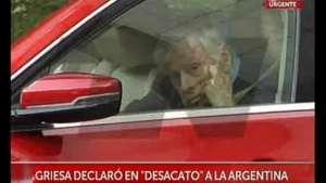Fondos buitres: Griesa declaró a Argentina en
