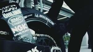 Michelin al servicio de la competición Video: