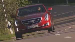 Cadillac ATS Coupé, el nuevo enemigo 'yankee' de las berlinas alemanas Video: