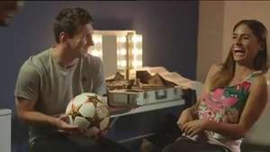 Leo Messi: Luis Suárez refuerza aún más nuestra delantera Video: