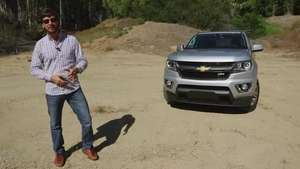 Video: Prueba Chevrolet Colorado 2015 Video: