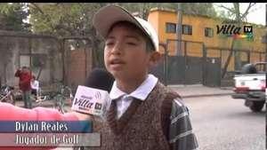 Todo por un sueño: Dylan, el nene golfista de Villa 31  Video:
