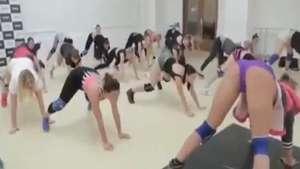 No apto para cardíacos: Sensuales clases de Twerking  Video: