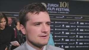 Estrellas de Hollywood llegan al festival de cine de Zurich  Video: