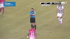 Jornada 11, León 1-3 Monterrey, Apertura 2014  Video: