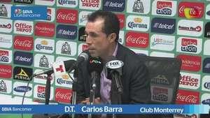 Jornada 11, Carlos Barra, León 1-3 Monterrey, Apertura 2014  Video: