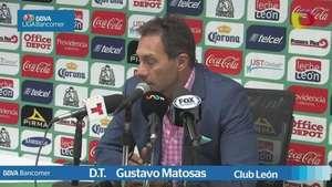 Jornada 11, Gustavo Matosas, León 1-3 Monterrey, Apertura 2014  Video: