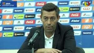 Pedro Caixinha señala que Santos no vence a Tigres por falta de contundencia Video: