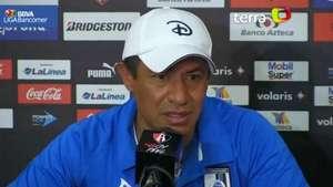 Ignacio Ambriz achaca al cansancio nueva derrota del Querétaro ante Atlas Video: