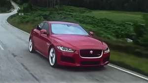 Jaguar XE, la nueva berlina de lujo Video: