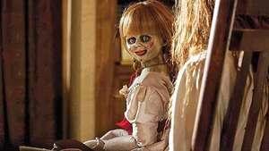 Annabelle la muñeca endemoniada ya tiene su propia película  Video: