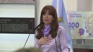 """Kirchner: """"Quieren voltear al gobierno"""