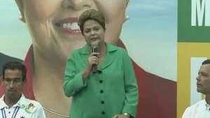 Rousseff se fortalece en las encuestas Video: