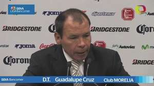 Jornada 11, Guadalupe Cruz, Moorelia 0-1 Pachuca, Apertura 2014  Video: