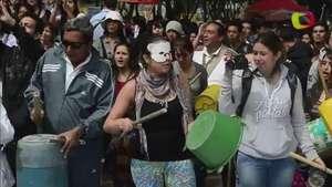 Bogotá contra la tauromaquia Video: