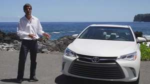 Video Prueba Toyota Camry 2015 Video: