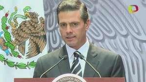 México: Peña Nieto promete justicia para estudiantes desaparecidos Video: