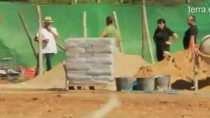 Amador Mohedano visita las obras de su nueva casa Video: