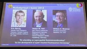 Nobel de Química por el supermicroscopio Video: