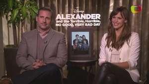 Steve Carell y Jennifer Garner nos dicen qué es un tener un mal día Video:
