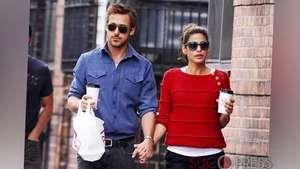 Un nombre de princesa para la hija de Eva Mendes y Ryan Gosling Video: