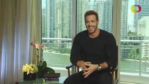 Movies with María: William Levy habla sobre su nueva película Addicted Video: