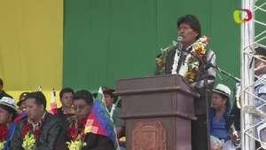 Evo Morales, el presidente indígena que va por más Video: