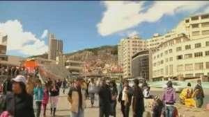 Los bolivianos viven un periodo de reflexión antes de votar el domingo Video: