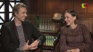 Vera Farmiga y Dex Shepard nos hablan sobre 'The Judge' Video: