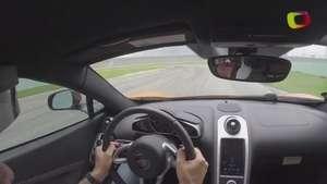 HotLap McLaren MP4-12C Video: