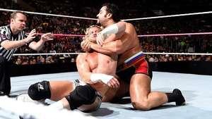 SmackDown: Dolph Ziggler se queda corto ante un enorme Rusev Video: