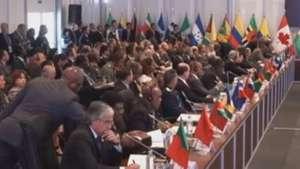 Cooperación y consensos en seguridad marcan cumbre americana de Defensa Video: