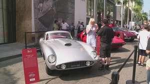 60 años de Ferrari en EEUU Video: