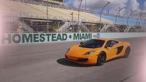 Video Prueba McLaren MP4-12C 2014 Video: