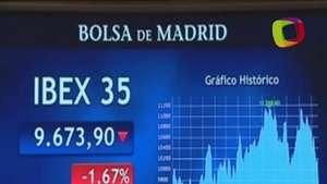 Caen las bolsas europeas por el temor a una recesión Video:
