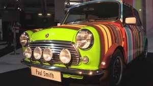 50 de los coches más emblemáticos de la historia, reunidos en París Video: