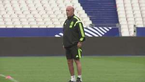 Del Bosque dejará la Roja en 2016 Video: