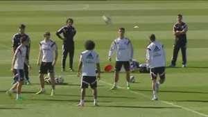 Carlo Ancelotti desconfía del Levante Video:
