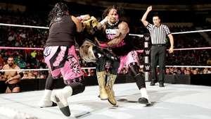 SmackDown: Sheamus hizo lo mejor y lo peor de un trepidante combate por equipos Video:
